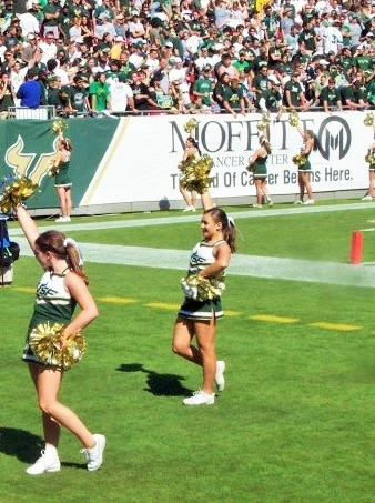 USF All Girl